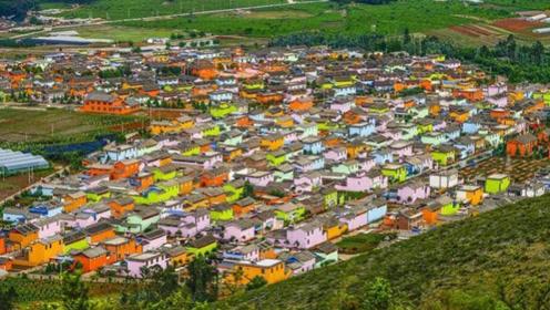 一起去中国最美玫瑰小镇,来一场短途旅行