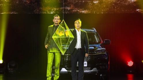 新瑞虎8全国上市售8.88万起,奇瑞携手影星杨烁开启公益计划