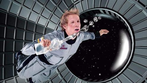 太空中没有空气和水,为什么人类在国际空间站却可以生活正常?