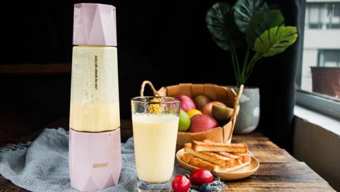 夏日酸奶怎么喝?混合真实芒果汁,美味不怕胖,减肥就喝它!