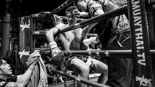 输了又如何,蒙城小伙刘春瑞拼了,与泰拳王血战到底!
