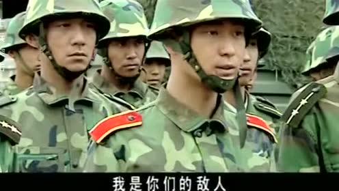 特种兵选拔,上来就是一百公里,还有一个加强营追杀