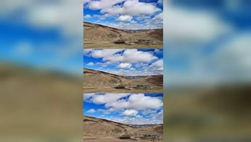 为什么说西藏是最接近天堂的地方,这样的景色难得一见