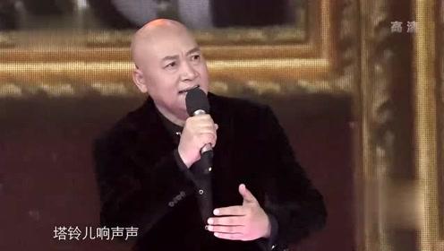 唐僧迟重瑞演唱《西游记》插曲《清空月儿明》,声音柔美,真好听
