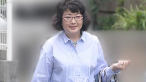 """60岁山口百惠近照曝光 打扮朴素被赞""""优雅老去"""""""