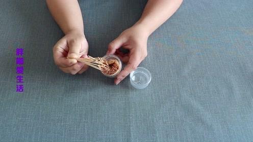 菜刀上放一根牙签,解决了不少家庭的难题,早知早受益