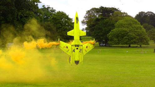 第一次见这么霸气的战斗机模型,这不就是传说中的矢量发动机吗?