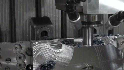 削铁如泥的数控技术,精彩绝伦