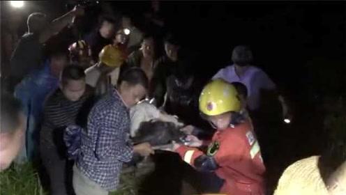 最新!宜宾长宁6级地震,消防废墟中成功救出2人