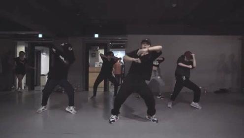 1M舞蹈室Junsun Yoo编舞《Wow.》