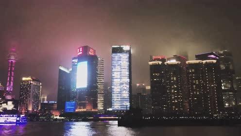 上海财经大学岁月如歌2019外滩亮灯