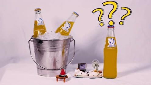"""120秒揭秘百年老牌北冰洋生产全程:这些排队""""洗澡""""的瓶子好可爱"""
