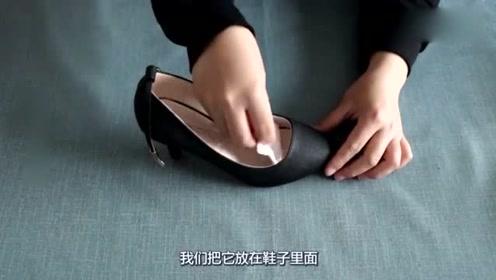 在高跟鞋里面放一个它,比穿平底鞋还舒服