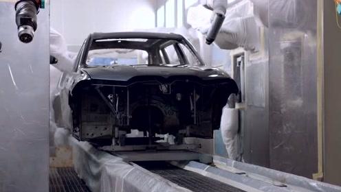 百万级SUV的生产过程,工艺和智能化让人惊叹!