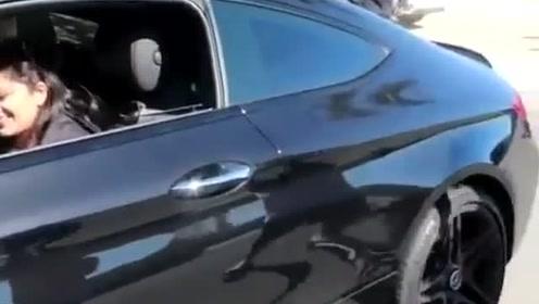 猜车环节到,猜猜这是什么车?