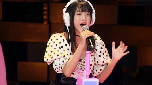泰国美女用中文演唱《我们的爱》,一开口我鸡皮疙瘩都起来了!