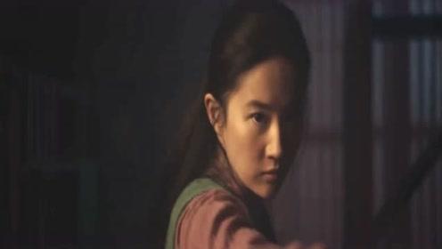 刘亦菲卸下神仙姐姐的束缚,素妆花木兰却让人想起林青霞与王祖贤