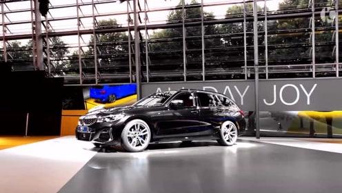 旅行车中还在惦记沃尔沃V60?新款宝马3系旅行版让你忘了它