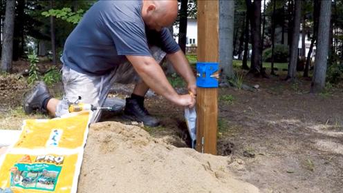 三分钟硬如铁,这种泡沫比混凝土还坚固,一袋能顶60斤