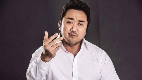 韩国最硬男人!专演硬汉的马东锡!