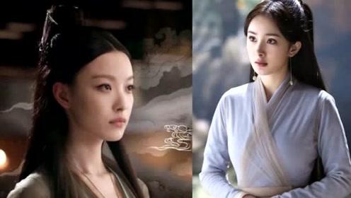 《宸汐缘》首播倪妮被吐槽太像杨幂,相同的布景和配音好出戏