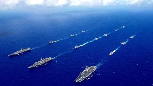 美国在伊朗周边部署大量兵力,为何按兵不动?权威专家给出了答案