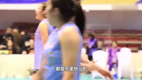 新一代女排女神颜值不输惠若琪,20岁身高1.90米,气质出众
