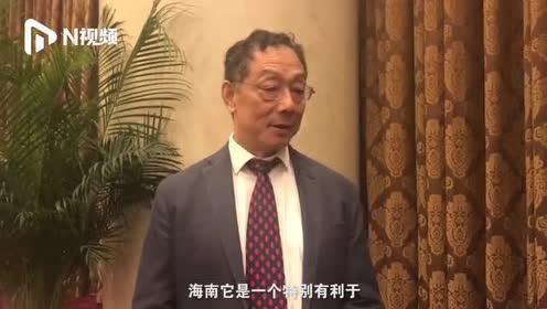李铁谈粤港澳大湾区:与海南自贸区不存在竞争关系