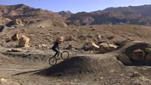 我们为什么要骑行:山地车越野,速降,有点刺激