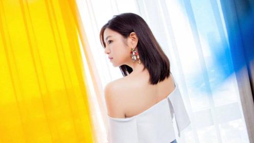 小龙女陈妍希全新演绎时间与美的定义
