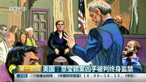 章莹颖案判了 凶手被判终身监禁且永不得保释视频