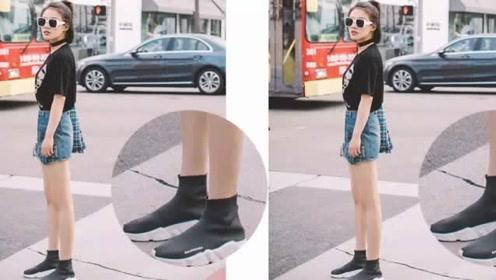 袜靴+裙装,解锁超能打的时髦组合
