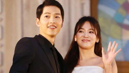从《太阳的后裔》到离婚,宋慧乔宋仲基三年感情史被扒!