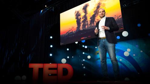 TED:个人空气质量追踪器,实时监测你呼进的每一口空气