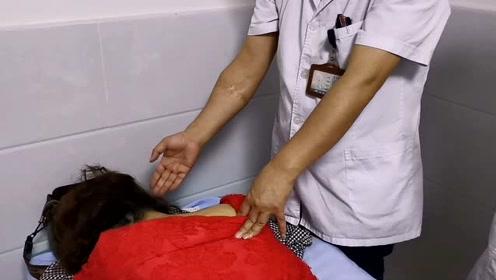 头痛头晕是什么引起的,斜方肌上束损伤引起头痛头晕,针灸治疗法