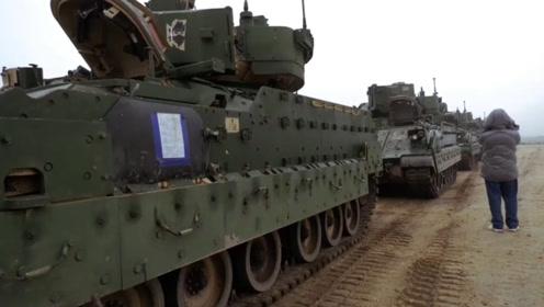 单价5400万的装甲车!比美国M1A2坦克还贵,战斗力爆表!