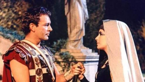 古埃及最美的王后,让两任罗马老大神魂颠倒,真的死于毒蛇吗?