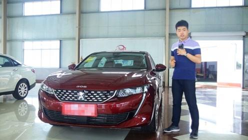 《谊起玩车》东风标致508L,中国化的小众车?
