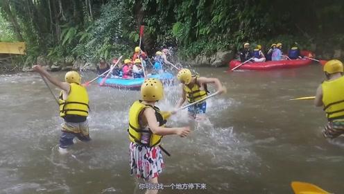 巴厘岛系列:打国际水仗,这个项目超好玩