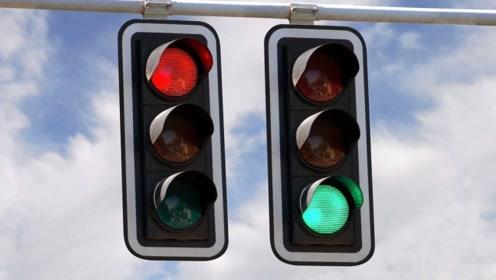 读秒式红绿灯下线,新版红绿灯取而代之,很多不在意的车主被扣分