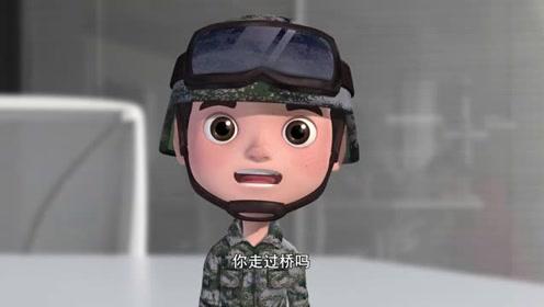 有种安全感叫中国军人