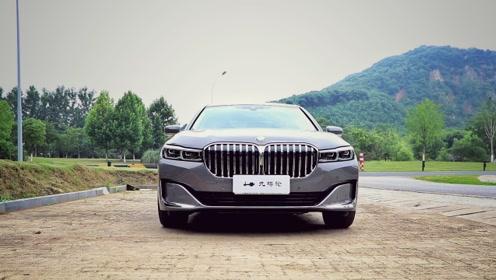 九樽论:试驾BMW宝马740Li,鼻孔越大就越豪华是吗