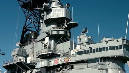 衣阿华战列舰的主炮,威力有多大?一次齐射碾压一个集团军