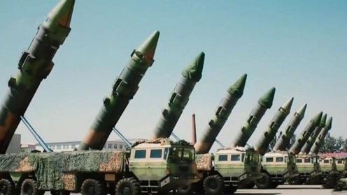 东风21D导弹强势亮剑!一次齐射6枚摧毁目标,外媒:航母克星