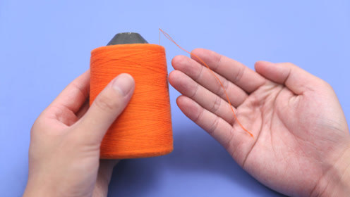 为什么老裁缝都喜欢在针上留一段线?现在清楚为时不晚,太实用了