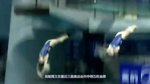 跳水皇后可是白叫的!当年一跳使外国人研究多年都没看透其中蹊跷
