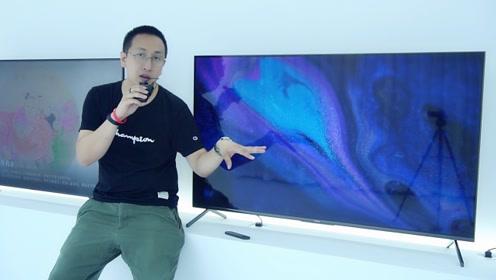荣耀智慧屏体验:搭载鸿蒙系统/内置升降摄像头
