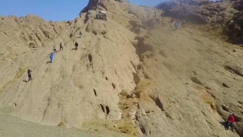 越野爱好者心中的圣地,和地面垂直将近90度,老司机都怕!