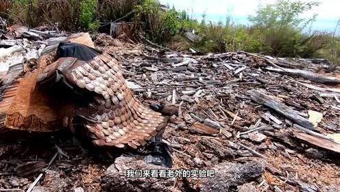 老外测试中国古代鱼鳞盔甲,弩箭射上去瞬间,直接被弹飞