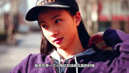 陶虹年轻时有多美?徐峥第一次见她涨红了脸,终于复出拍戏了